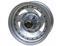 Диск колес Р15 УАЗ IKON SNC006 7х15 5х139.7 D 110.5 ЕТ-0 серебро