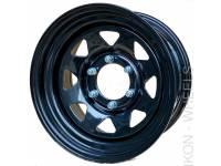 Диск колес Р15 УАЗ Magnum MG81 5*139.7 15*7 D110.5 ET0 черный