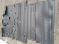 Напольное покрытие «завод» (полиуретан) УАЗ Хантер 5 ст. АДС