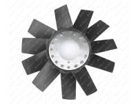 Вентилятор в сб. (пластм.) под гидромуфту 11 лопастей