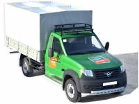 Багажник на крышу кабины УАЗ Профи (УП-7)
