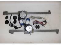 Электро-стеклоподъемники УАЗ 452 (установочный комплект)